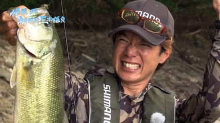 伊藤巧プロによる玉川湖おかっぱり動画!!