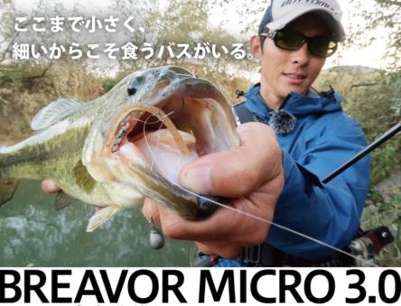 【ボトムアップ】ブレーバーマイクロの特徴&おすすめフックを紹介!!