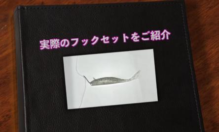 杉戸繁伸プロがダウンショットリグのワームの刺し方を解説!!