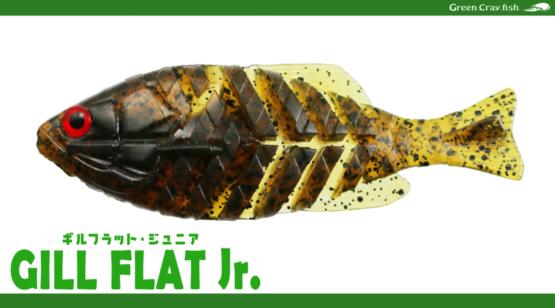 【issei】ギルフラットjr.の特徴&カラーを紹介!!