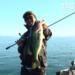 秋の琵琶湖をボトムと巻きの釣りで攻略!!