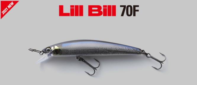 【ジャッカル】リルビル70Fの特徴&カラーを紹介!!