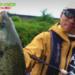 初夏の旧吉野川をトップウォーターで攻略!!