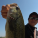 真夏の遠賀川で釣れるヤミィフィッシュ&ホールネイルを紹介!!